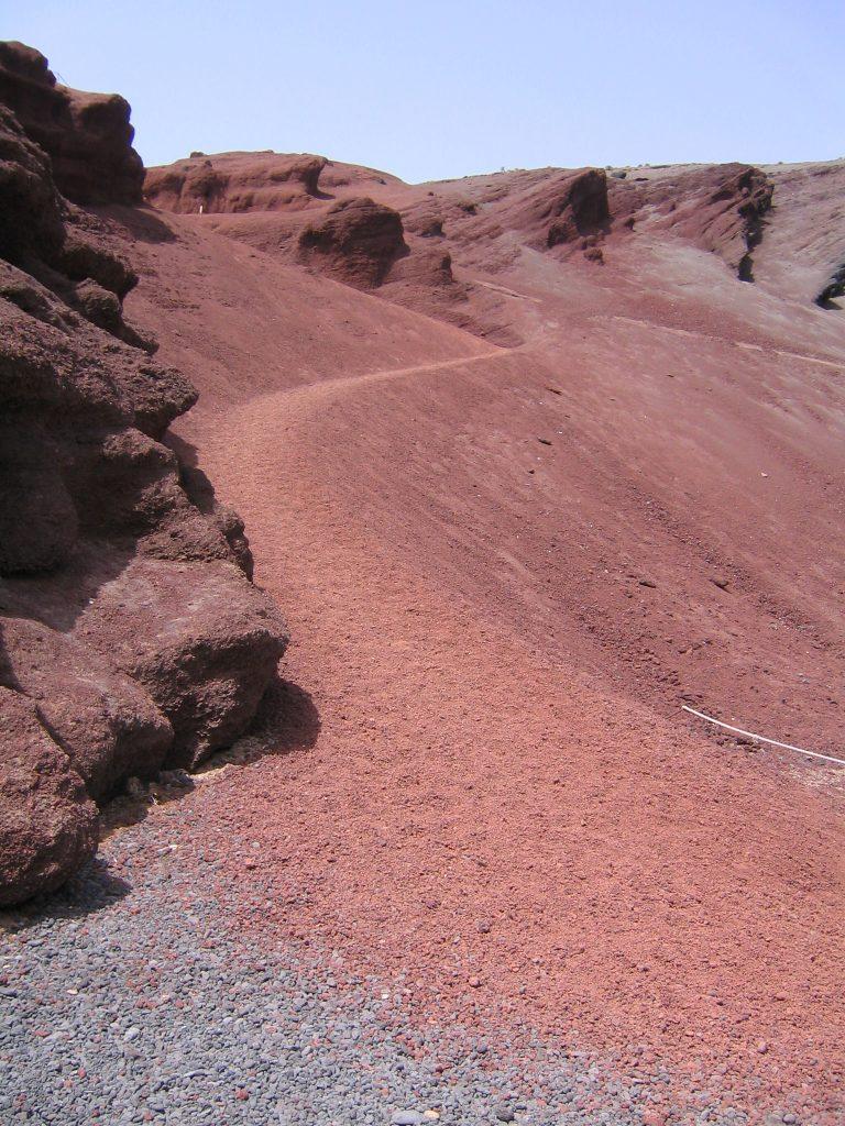 Wüste in Lanzarote